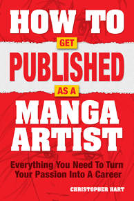 How to get Published As a Manga Artist book | Christopher Hart